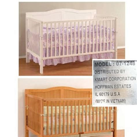 Heritage Collection Crib by 34 000 Heritage Collection Drop Side Cribs Recalled