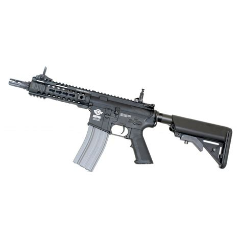 M S G Strong Rifle g g g g cm16 300 bot aeg black