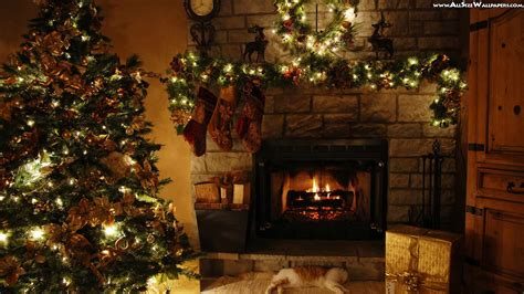 free fireplace christmas photos 1920x1080 wallpapers wallpaper cave