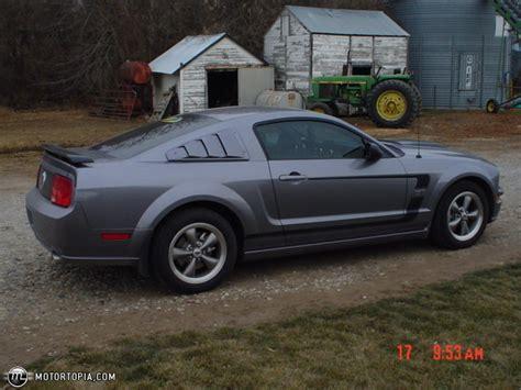 2006 v6 mustang horsepower 2006 ford mustang gt horsepower