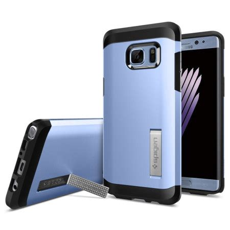 Spigen Tough Armor Samsung Galaxy Note 7 Hardcase Hardcase Krenz spigen tough armor samsung galaxy note 7 coral blue