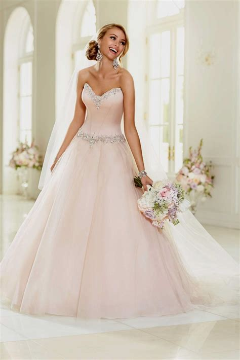 Pink Wedding Dresses Uk by Beautiful Pink Wedding Dresses Naf Dresses