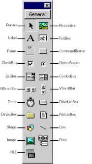imagenes botones visual basic vb6 toolbox mwnr computers technology