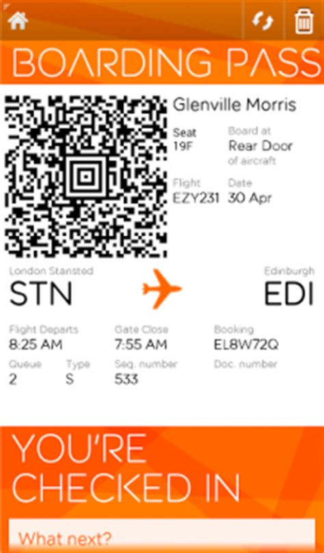 easyjet mobile boarding pass easyjet s mobile boarding pass trial now in 38 airports