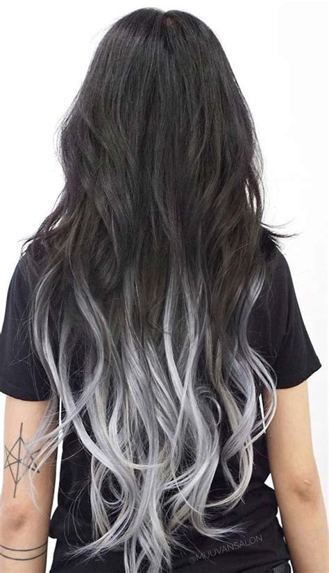 Ombre Hair For Black Hair Hair by 50 Ombre Hair Color Ideas For 2018 Ombre