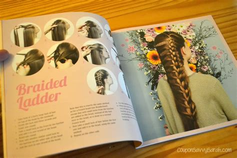 frozen hairstyles book pdf coupon savvy sarah new disney books frozen fever