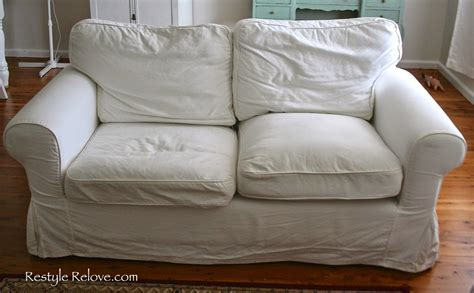 couch filler how to restuff ikea ektorp sofa cushions cheap easy and quick