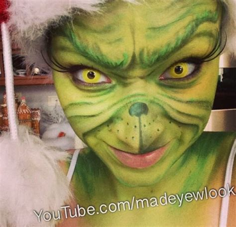 zombie grinch tutorial 1000 images about theater special effects make up on