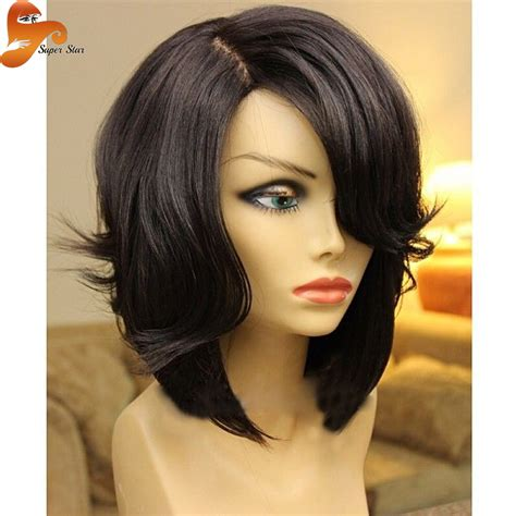 bob wigs human hair black women aliexpress com buy cheap straight full lace human hair
