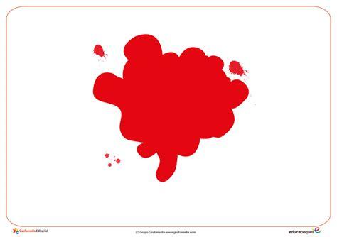 imagenes educativas los colores recursos para el aula el color rojo