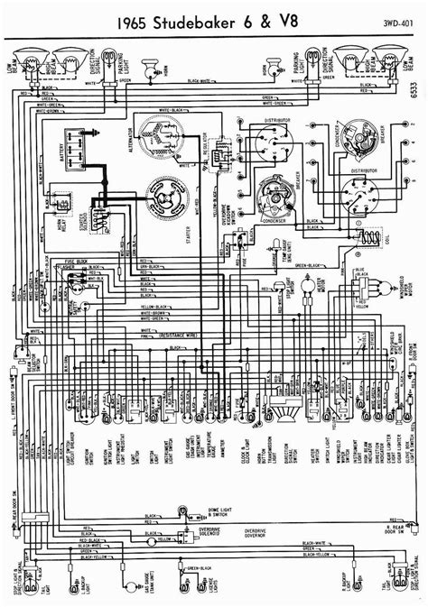 1941 studebaker chion parts wiring diagrams wiring