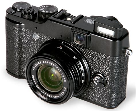 Kamera Fujifilm Finepix X10 fujifilm finepix x10 review