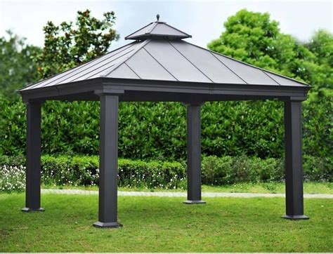 royal hardtop gazebo photo gazebo