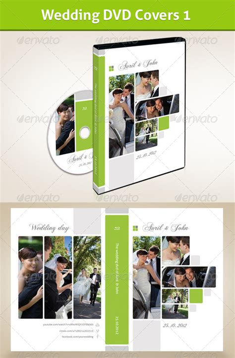 wedding dvd menu templates wedding dvd covers bundle by martinmako graphicriver