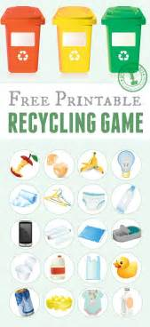 free printable crafts for printable recycling recycling free printable