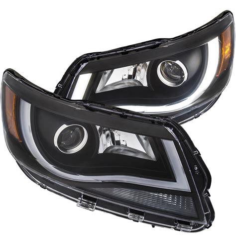 Projector Set anzo usa 111349 projector headlight set fits 15 16