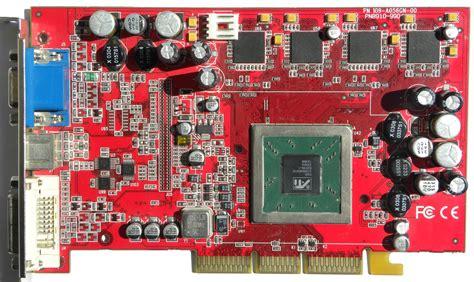 Jual Vga Ati Radeon by Vga Legacy Mkiii Ati Radeon 9500 Pro