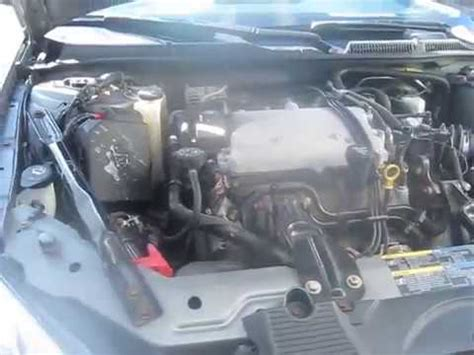 2007 chevy impala starter replace youtube