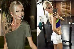Model Update Americas Response To The Thin Model by Disorders News Updates Pictures