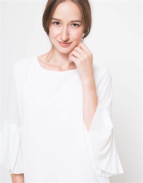 St Doogie Putih Baju Wanita Bagus Murah baju muslim wanita terbaru dengan harga murah mataharimall
