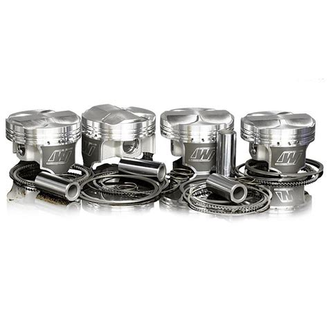 zf2 multi layout wiseco forged piston set multiple fitments k637m73