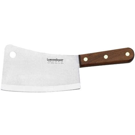 lamsonsharp 7 inch cleaver overview for ass antlers