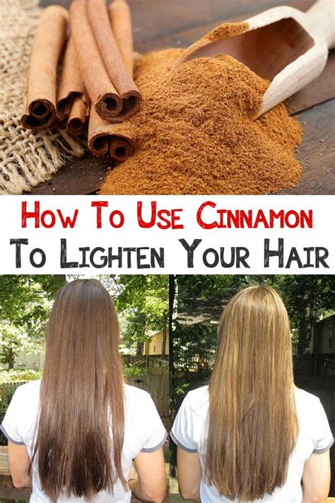 how to lighten your hair with cinnamon 6 steps wikihow how to use cinnamon to lighten your hair cinnamon