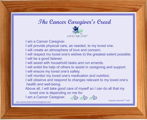 caretakers poem brain cancer awareness caregiver quotes quotesgram