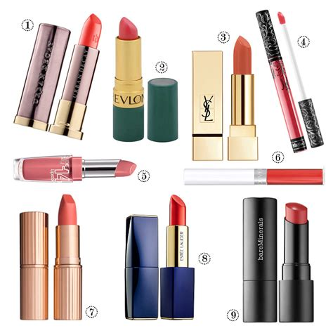 Shop Coral Lipstick sheen magazine 9 best coral lipsticks to wear this