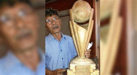 Piala Logam Kemenangan ini alasan kenapa trofi piala presiden terbuat dari kayu