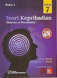 Buku Teori Kepribadian 2 E8 Toko Buku Rahma Teori Kepribadian Buku 1