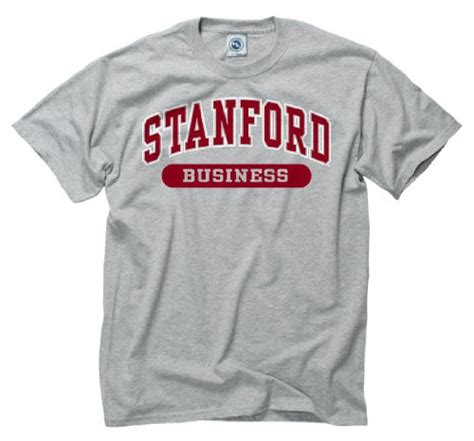 Mba From Stanford Cost by Buy Stanford Mba Business School Grey Agenda T Shirt X