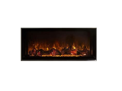 modern flames electric fireplace modern flames 40 inch landscape fullview electric