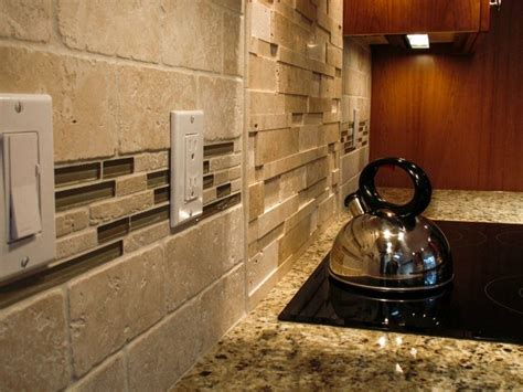kitchen backsplash accent tile 19 best images about kitchen backsplash with subway tiles