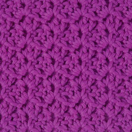 5 awesome crochet stitch patterns easy enough for