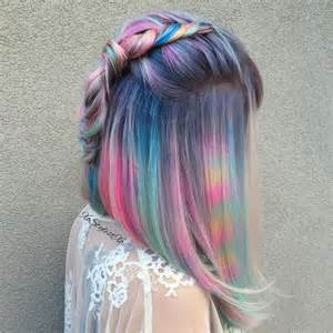 hair color hair holographic hair color hair colors ideas