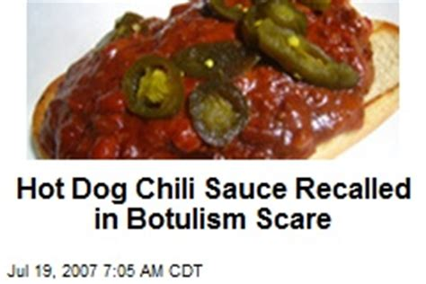 botulism in dogs botulism news stories about botulism page 1 newser