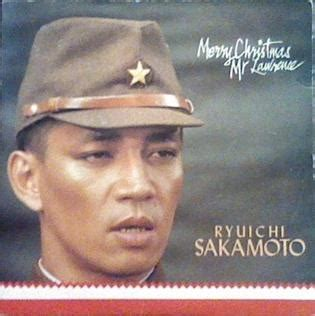 merry christmas  lawrence instrumental wikipedia