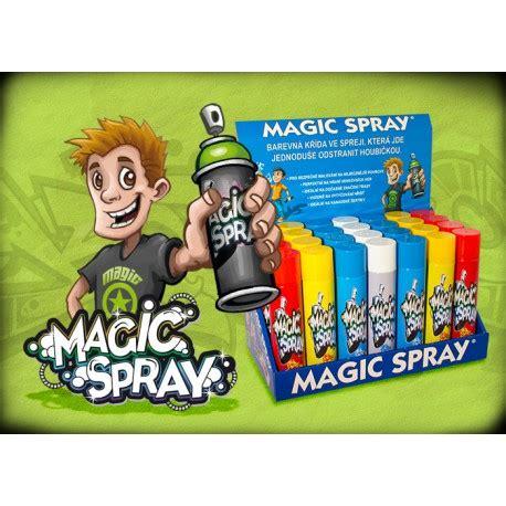 Magic Spray magic spray au tapis vert