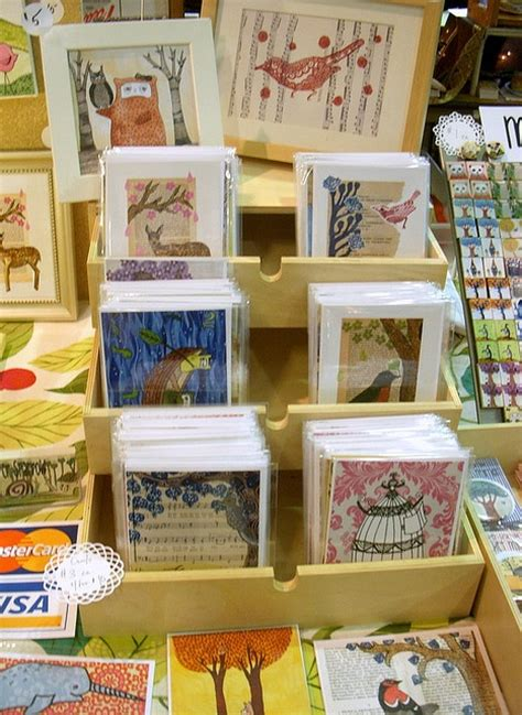 Card Display Ideas - pin by caffeinated papercuts on craft show display ideas