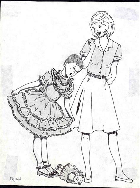 sissy boy art drawings drawing experiment 2 by daphnesecretgarden on deviantart
