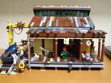 lego boat repair shop lego ideas blog 10k club interview meet robert