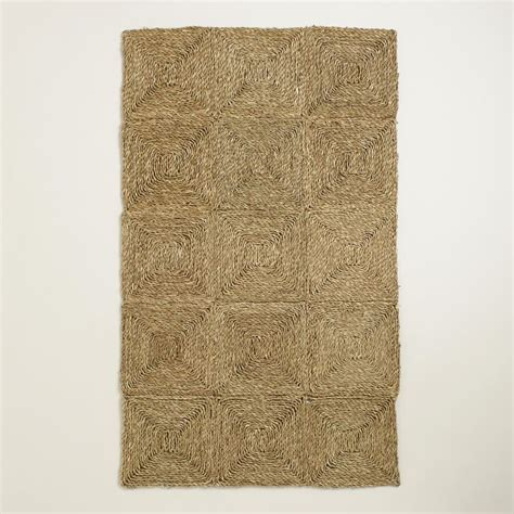 Seagrass Outdoor Rug by 2 9 X4 9 Seagrass Indoor Outdoor Rug World Market