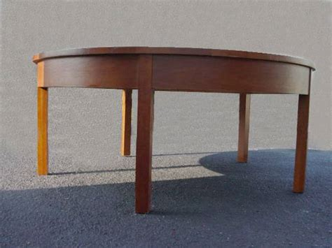 modern mid century solid quot wood dining table quot kitchen 6ft vintage mid century modern solid wood dining table ebay