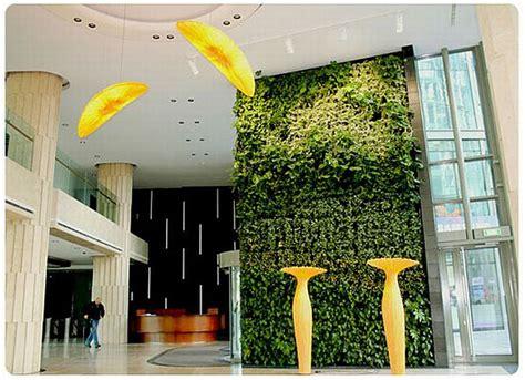 Indoor Vertical Garden Wall Eight Indoor Wall Gardens For Modern Spaces Hometone