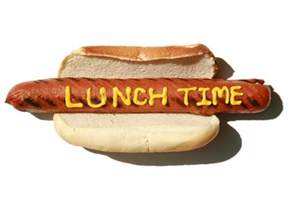 What Time Is Lunch by Lunch Time Michael Ledray Union Productions