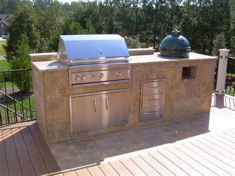 outdoor island kitchen outdoor kitchen designs with charcoal grill outdoor