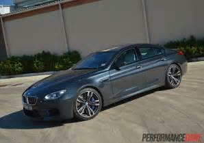 Bmw M6 2013 2013 Bmw M6 Gran Coupe Review Performancedrive