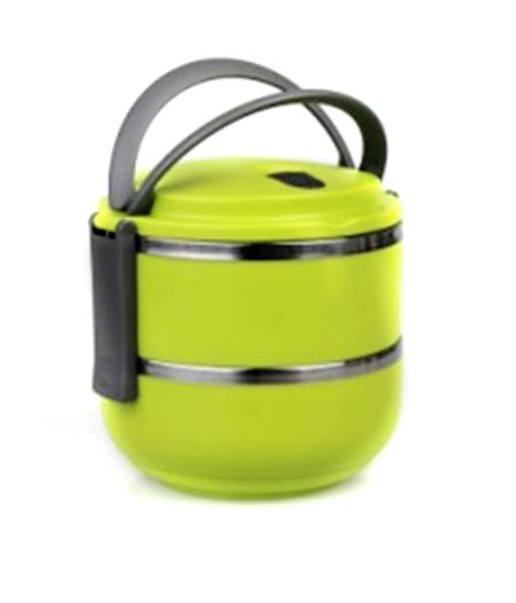 Fukorou 2 Layer Lunch Box elegante 2 layer lunch box buy at best price in