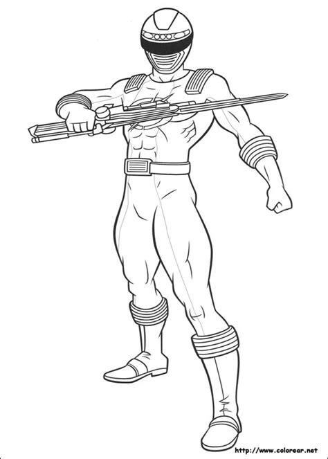 power rangers operation overdrive coloring pages dibujos para colorear de power rangers